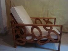 fauteuil Saint-Louis jazz