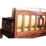 canapé niokolo en bois de veine