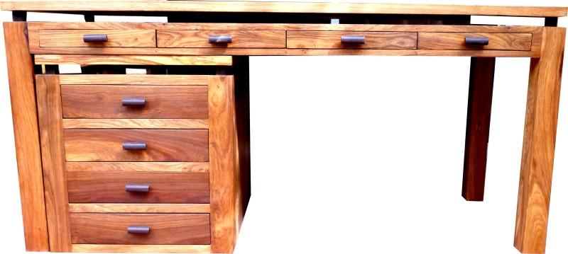 bureau yacine en bois de veine et wengué