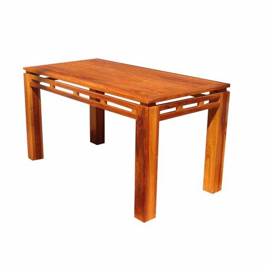 bureau rafetna en bois de veine