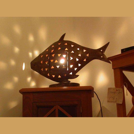 lampe poisson