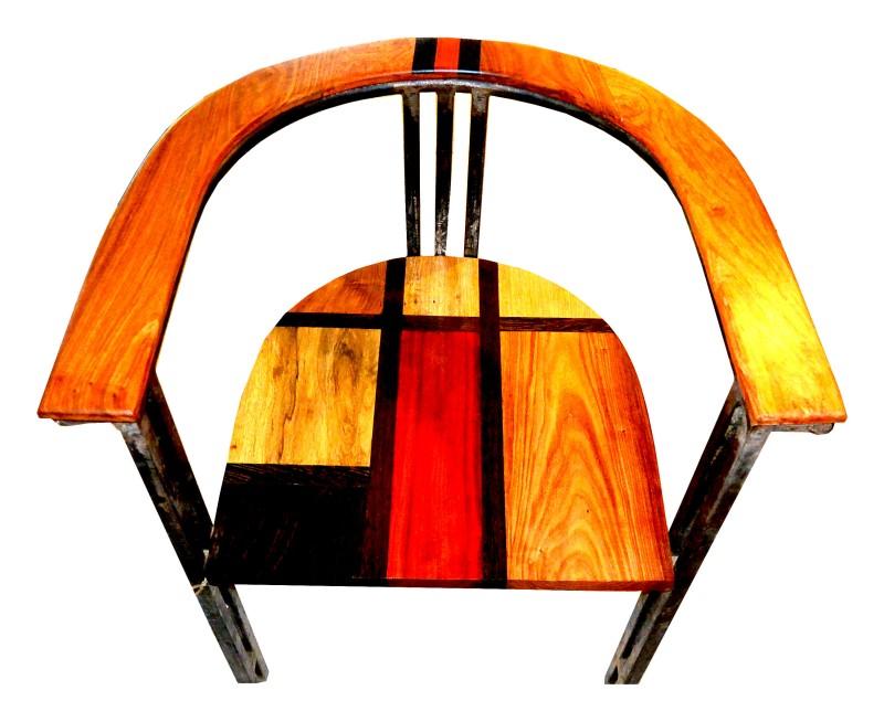 fauteuil pikine mondrian