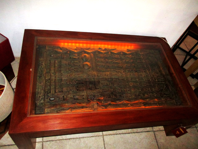table basse dogon